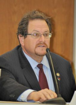 Rep. Darrell McCormick championed the gamefish status bill in the N.C. legislature last year, but it eventually died during the short summer session.