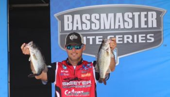 Marty Robinson of Lyman, S.C. said he is excited about the 2019 Bassmaster Elite Series schedule, especially the April 4-7 event on Lake Hartwell.