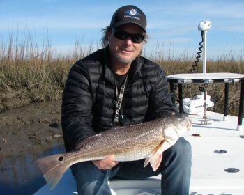 The Cape Fear River around Wilmington, N.C., is a top-drawer place to fish in December.